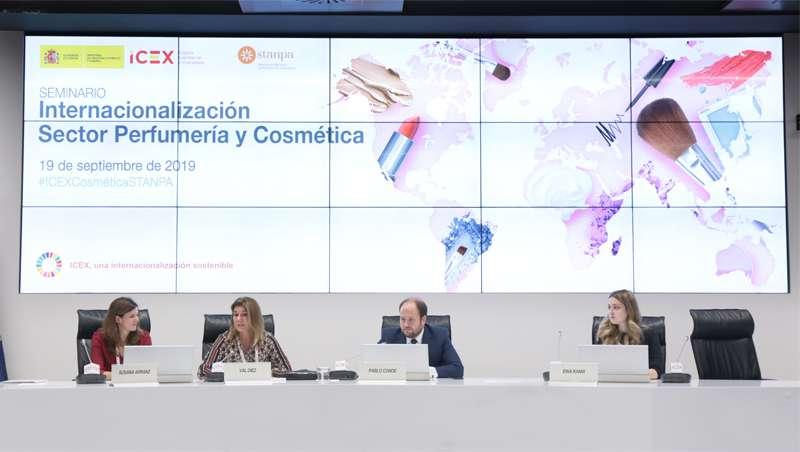 España se sitúa en el Top 10 mundial de los países exportadores de perfumes y cosméticos