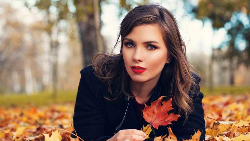 Tips para un maquillaje otoñal
