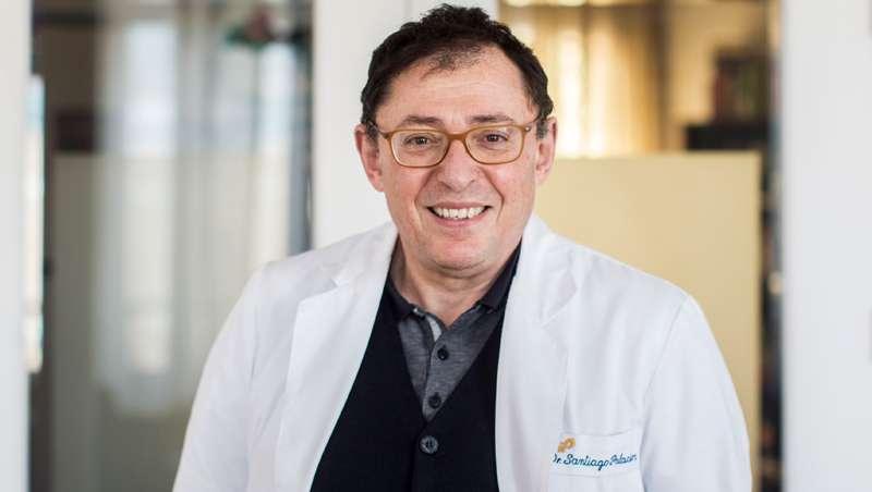 Dr. Santiago Palacios, ponente en Salón Look, ginecología y láser vaginal contra el envejecimiento