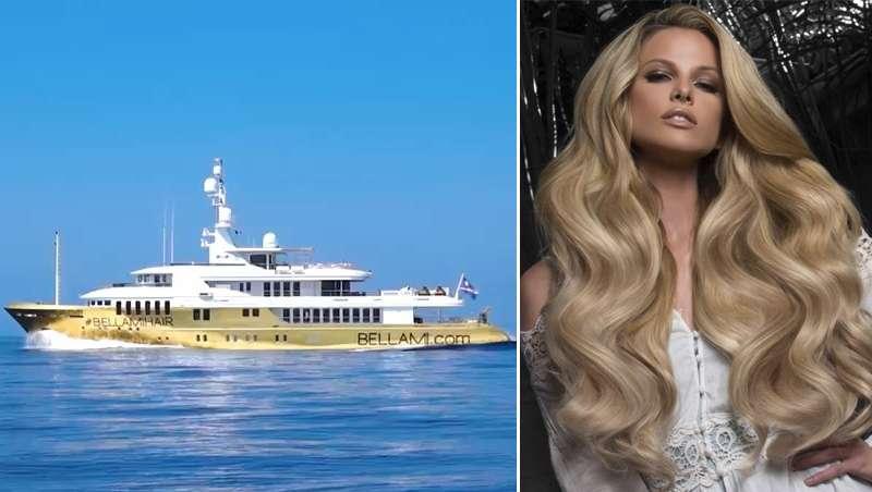 Extensiones Bellami, del Támesis a Europa en un crucero de lujo