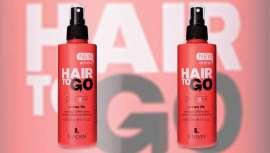 Eminentemente natural y respetuoso con el cabello y la salud capilar, el espray ecológico Green Fix de Lendan es una base de peinado, ideal para la fijación del rizo y en toda técnica de secado. Un producto imprescindible en el salón de peluquería