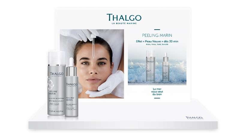 Peeling Marin Thalgo, 1ª línea marina cosmecéutica efecto New Skin