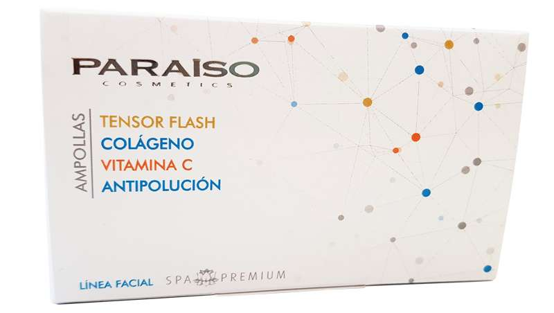 Ampollas Paraiso Cosmetics, un seguro de belleza para cada necesidad