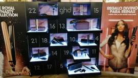 En ghd ya es Navidad, The Royal Dynasty, un regalo de reinas