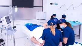 MC360, la primera clínica especializada en trasplante capilar presente en Salón Look