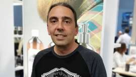 Juan Luis Soria, al frente de Captain Cook en Salón Look nos lo cuenta todo de la peluquería