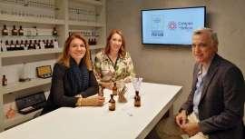 La Academia del Perfume y el Campus de Belleza Stanpa firman un acuerdo de colaboración