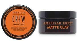 American Crew lanza esta arcilla ideal para crear cortes y peinados con textura, acordes a las últimas tendencias que se dan en la profesión