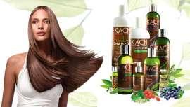 Nueva Visión te invita a descubrir Kach, la revolución orgánica capilar, en Studio Beauty Market Madrid