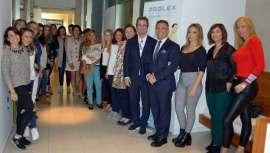Madrid, en concreto la delegación de Lamdors, ha sido el lugar elegido para desarrollar el Simposio de resultados en Estética Científica, con la participación de profesionales formadas con la metodología de la marca y la exposición de casos reales