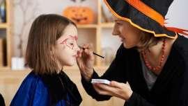 7 claves para no sucumbir al pánico, si te maquillas para Halloween