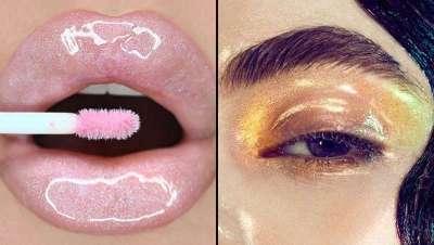 Jelly makeup, la tendencia