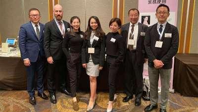 Wishpro en la 18ª edición de la Indiba Convention de Hong Kong