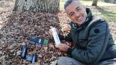 Carlos Bardullas apuesta por la cosmética ecológica y autóctona de su tierra
