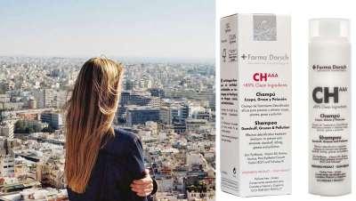 Cinco razones por las que necesitas un champú anticontaminación en tu farmacia, Farma Dorsch