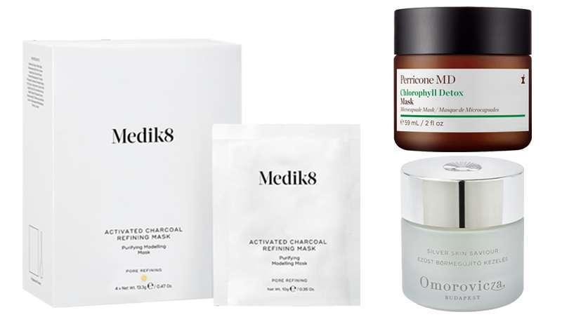 Três máscaras que revolucionarão a beleza da tua pele