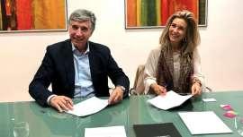 Beauty Cluster Barcelona e IQS, Institut Químic de Sarrià,  firman un acuerdo para impulsar la formación específica y de alta calidad en el sector de la cosmética y los perfumes