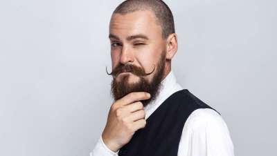 Los bigotes que son tendencia, coincidiendo con Movember