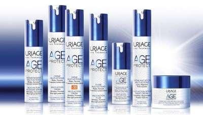 Nueva gama Age Protect de Uriage para ganar la batalla al envejecimiento de la piel