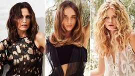 Naturais e sofisticadas, assim serão as tendências do penteado, a beleza e o cabelo para a próxima temporada. Uma coleção cheia de glamour e elegância chegada da Austrália, firmada por Kevin.Murphy nas costas do continente