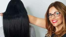 Prescriptor, expertos en salud y asesoría de imagen, entre otras cosas, las nuevas generaciones de peluqueros, caso de la malagueña Raquel Mata, lo tienen claro y fundamentan su éxito en dichos preceptos como ejemplo y enseñanza