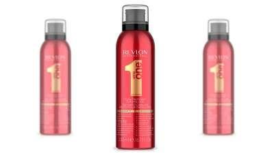 UniqOne Foam Treatment, nueva mascarilla sin aclarado pensada para cabello fino