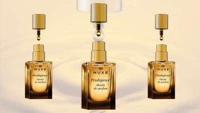 Prodigieux Absolu de parfum, lo último de Nuxe