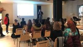 KACH y su alisado orgánico y natural, revolucionan Studio Beauty Market Madrid