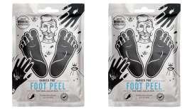 Innovador calcetín para el peeling masculino de los pies, Barber Pro Foot Peel se hace con el máximo galardón, Gold Winner, en la última edición de los Pure Beauty Awards celebrados en Londres