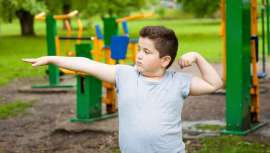 Según la Organización Mundial de la Salud (OMS), en tan solo seis años, en 2025, 70 millones de niños menores de 5 años tendrán sobrepeso u obesidad