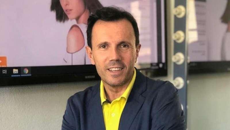 Jesús María Montes-Fernández: 'La peluquería es moda'