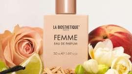 Tras el éxito de Le Parfum, La Biosthétique lanza su nueva fragancia femenina, fruto de la inspiración del perfumista internacional Geza Schön