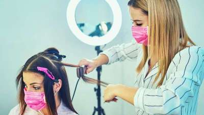Salud ocupacional, ayudas para peluqueros