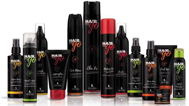 Styling Hair to go: novo design, novos produtos, novo estilo