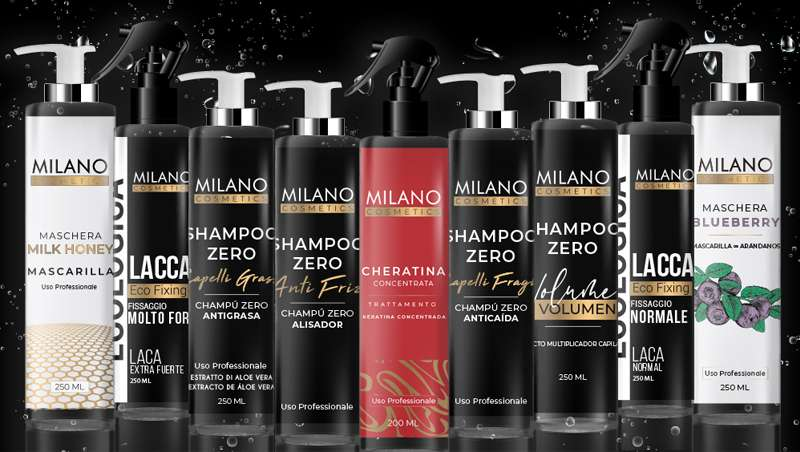 La marca italiana Milano Cosmetics, ya en España