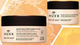 Dos concentrados de nutrición intensa para envolverse en confort, Bálsamo Corporal y Bálsamo Facial a base de miel que disfruta también de fantásticas ediciones limitadas