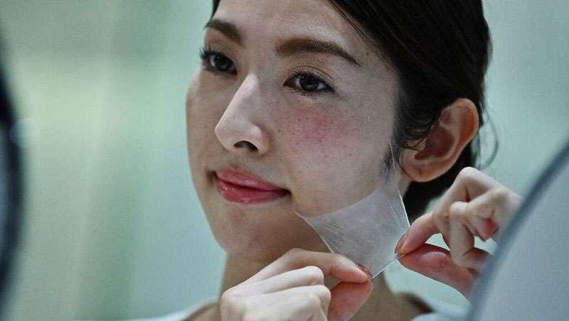 La primera piel pulverizada del mundo llega a la belleza