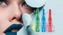 Freihaut nos propone sus ampollas para un plan renove que ilumina y restaura la piel, borrando imperfecciones y reeducando el metabolismo desde el interior