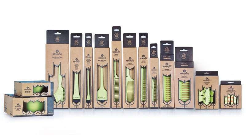 Todas tus herramientas de peluquería, ahora ¡biodegradables! con Perfect Beauty