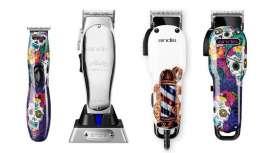 A firma encerra um ano cheio de novidades com esta nova versão cordless de uma das máquinas mais desejadas pelos barbeiros, juntamente a três fantásticas edições limitadas de algumas das suas mias míticas ferramentas de corte, degradé e penteado