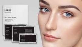 Está formado por tres mascarillas orgánicas, veganas y ultraeficaces en un solo pack para desintoxicar la piel, iluminar la mirada y retrasarar el envejecimiento de cara y cuello