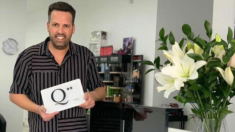 TheQhair entrega las Estrellas Global Salon y Creatividad a Rafael Bueno Peluqueros