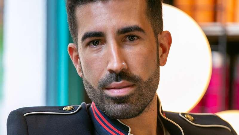 Christian Ríos: 'No sé si sería capaz de vivir sin la peluquería'