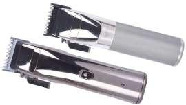 Con un exclusivo diseño metálico efecto espejo y altas prestaciones, caso de su duración que alcanza los 120 minutos, las nuevas Mirror Cut MC son las máquinas de corte ideales para barberos y peluqueros