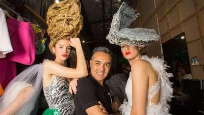 El estilista gallego Carlos Bardullas actuará en los Premios Imaxe