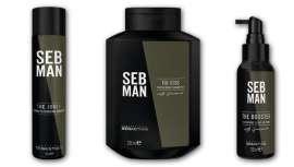 Sebastian Professional tiene lo que el hombre busca. Tres nuevos productos The Un/Definable que harán que el cabello masculino deslumbre, con más cuerpo y cantidad, que cubre el deseo y efecto de disfrutar de mayor cantidad