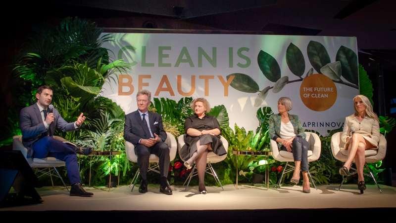 Clean Beauty Visionary, la noche de la industria cosmética en Barcelona