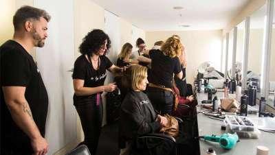 Montibello, marca oficial de peluquería y belleza en los Premios Gaudí