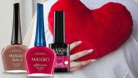 San Valentín 2020, el 14 de febrero estarás y estarán In Love con tus uñas gracias a Masglo