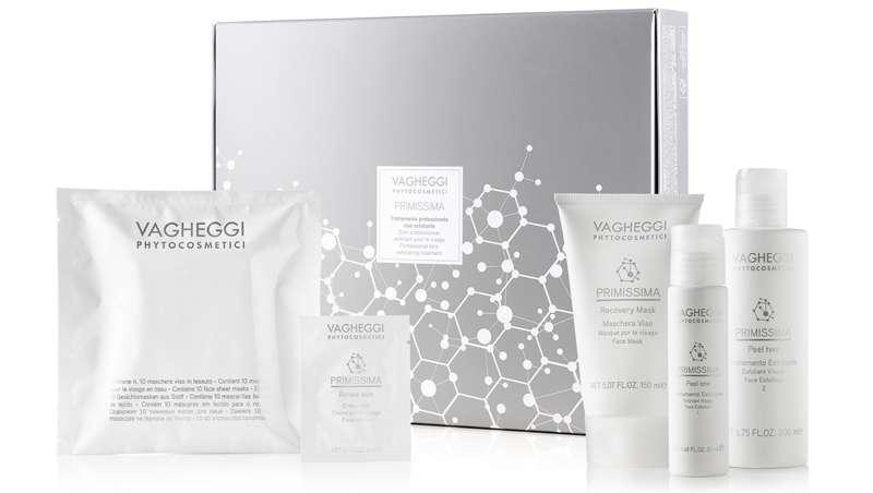 Primissima de Vagheggi, nuevo tratamiento exfoliante profesional que regenera y renueva la piel